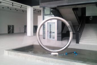 фонтан в офисе
