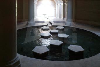 Строительство интерьерного фонтана